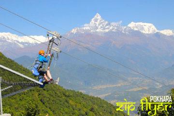Zip Flyer Pokhara