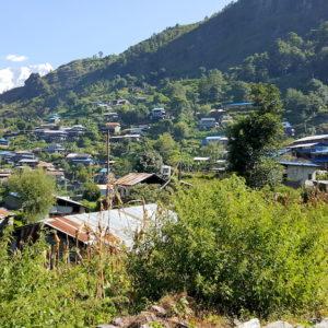 Off Beat Trek Borang Village Nepal