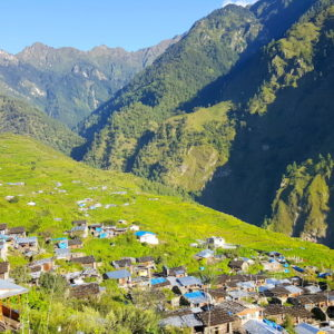 Ruby Valley Gatlang Village