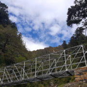 Bridge at Pangsang Pass