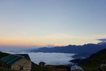 Pangsang Pass 3885 Ruby Valley Trek