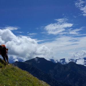 Offbeat Less Touristic Pangsang pass Nepal