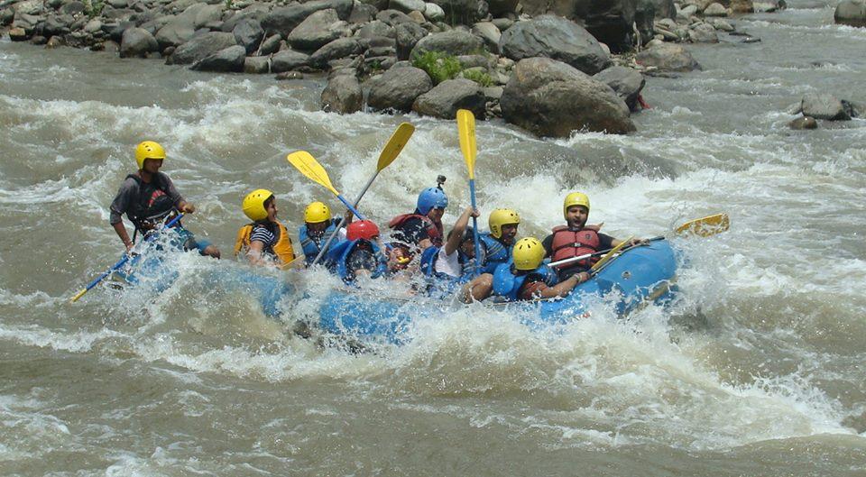 Bhotekoshi Rafting Nepal