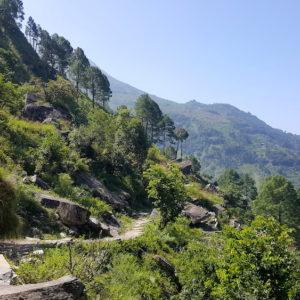 Less Visited Trek in Nepal