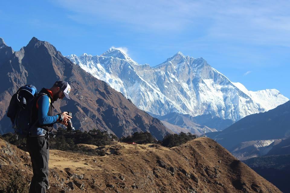 Namche Bazaar Everest Region