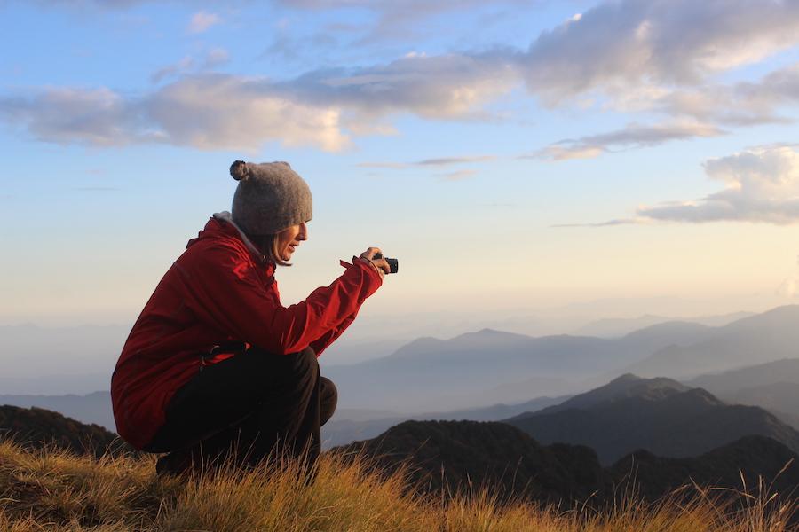 Mardi Himal Trek November 2017