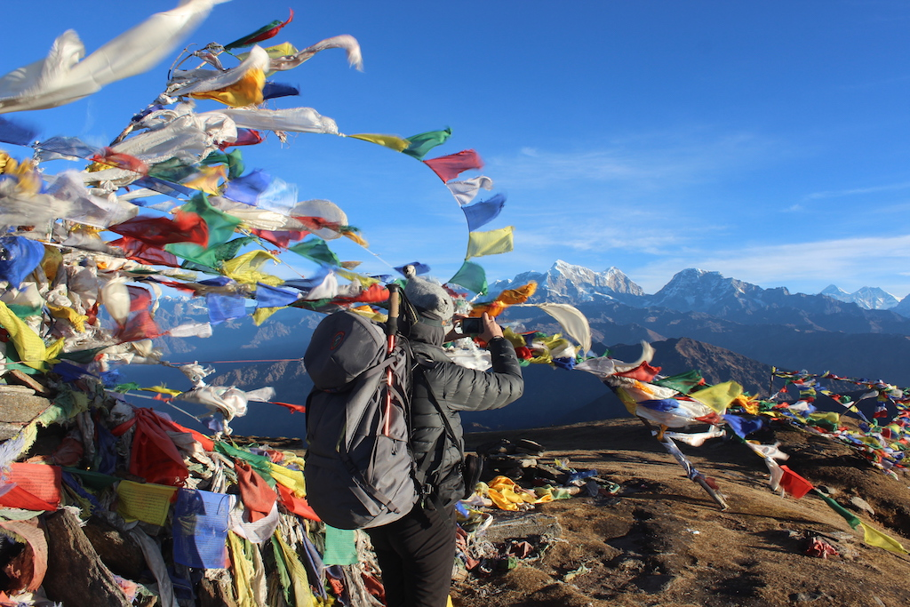 Trek to Shivalaya - Jubesi on Everest Region Trekking Nepal