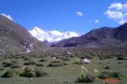 Trek to Cho Oyu Everest Region