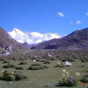 Trek to Cho Oyu Everest Region