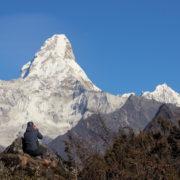 Amadablam trekking in Nepal
