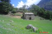 Summer House at Pasture Kharka BeyulTreks