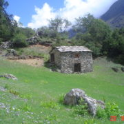 Summer House at Pasture Kharka BeyulTreks