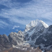 trek to Thamserku Nepal BeyulTreks