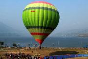 Hot Air Balloon Pokhara