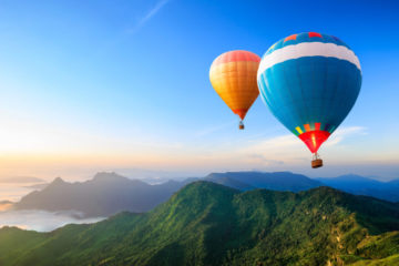 Book Hot Air Balloon in Pokhara