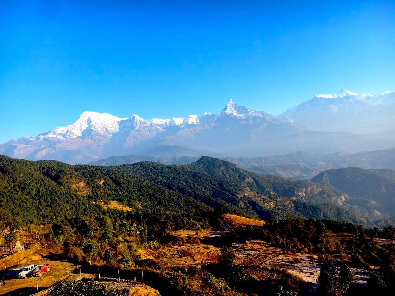 Trek to Panchase Pokhara