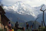 Mount Annapurna Third highest mountain of the world