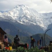Mount Annapurna Third highest mountain of the world