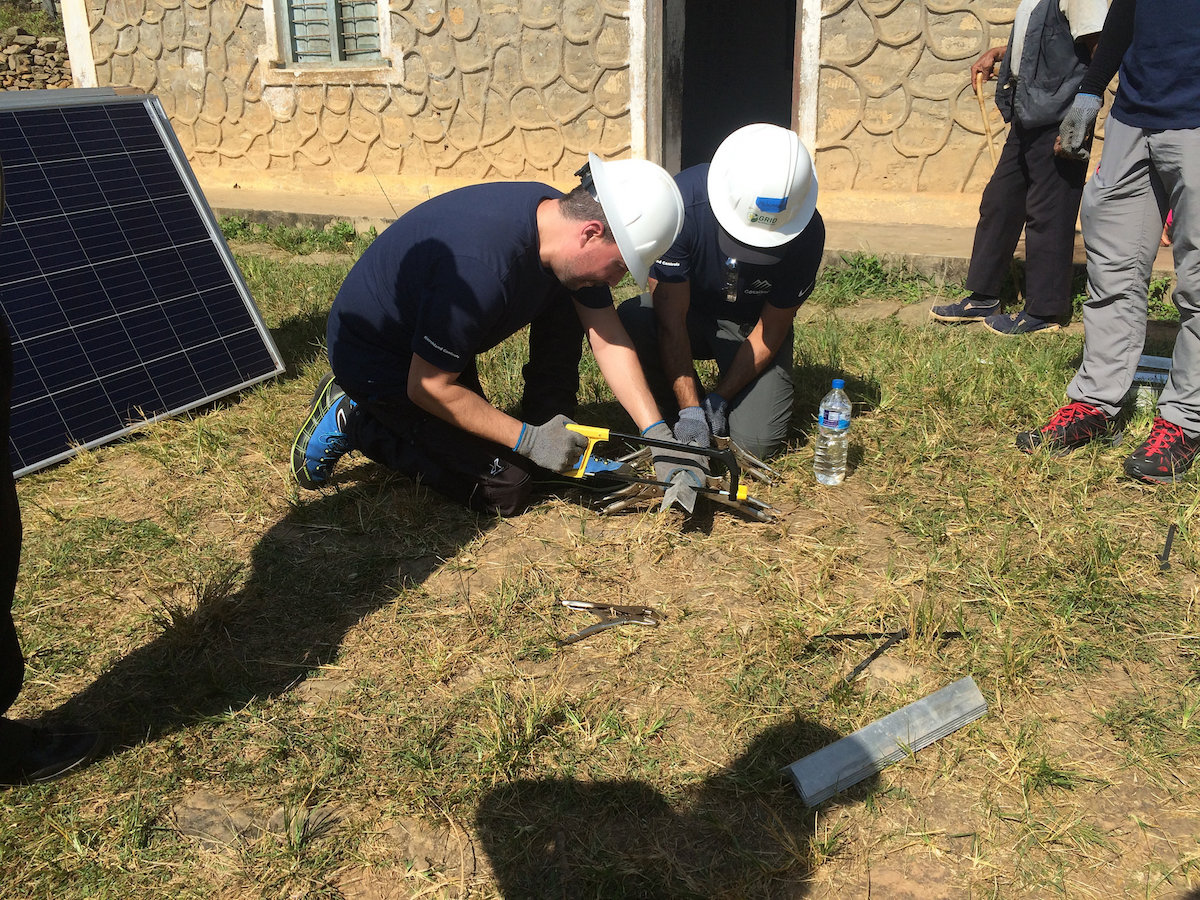 Grid Alternatives working with Beyul and Northland Controls