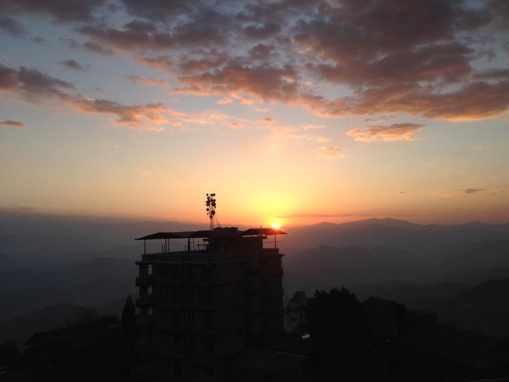 Nagarkot Sunrise View