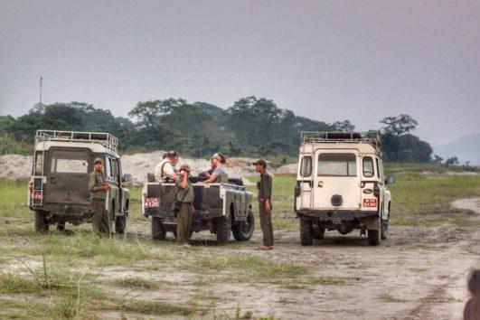 Bardiya National Park Jeep Safari