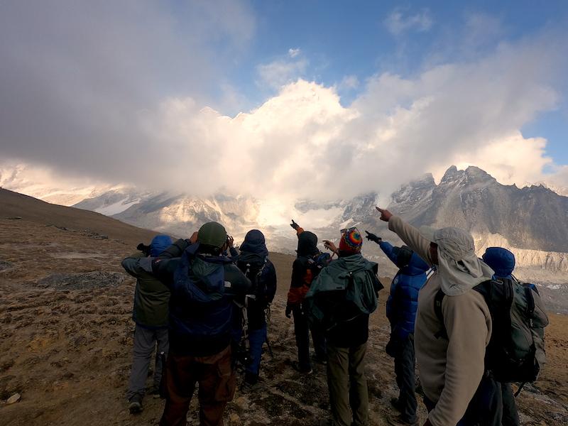 Kalapatthar Everest basecamp Trekking