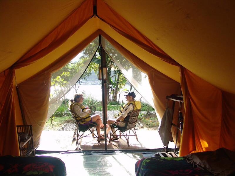 River Camp Seti