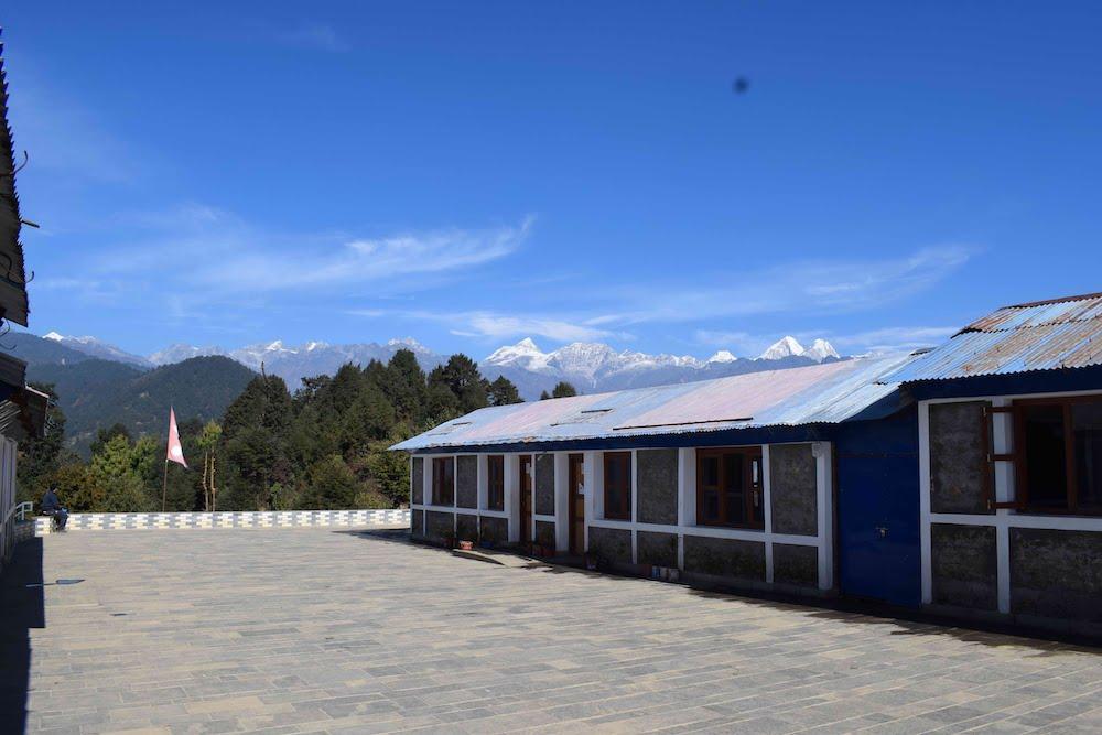School in Helambu