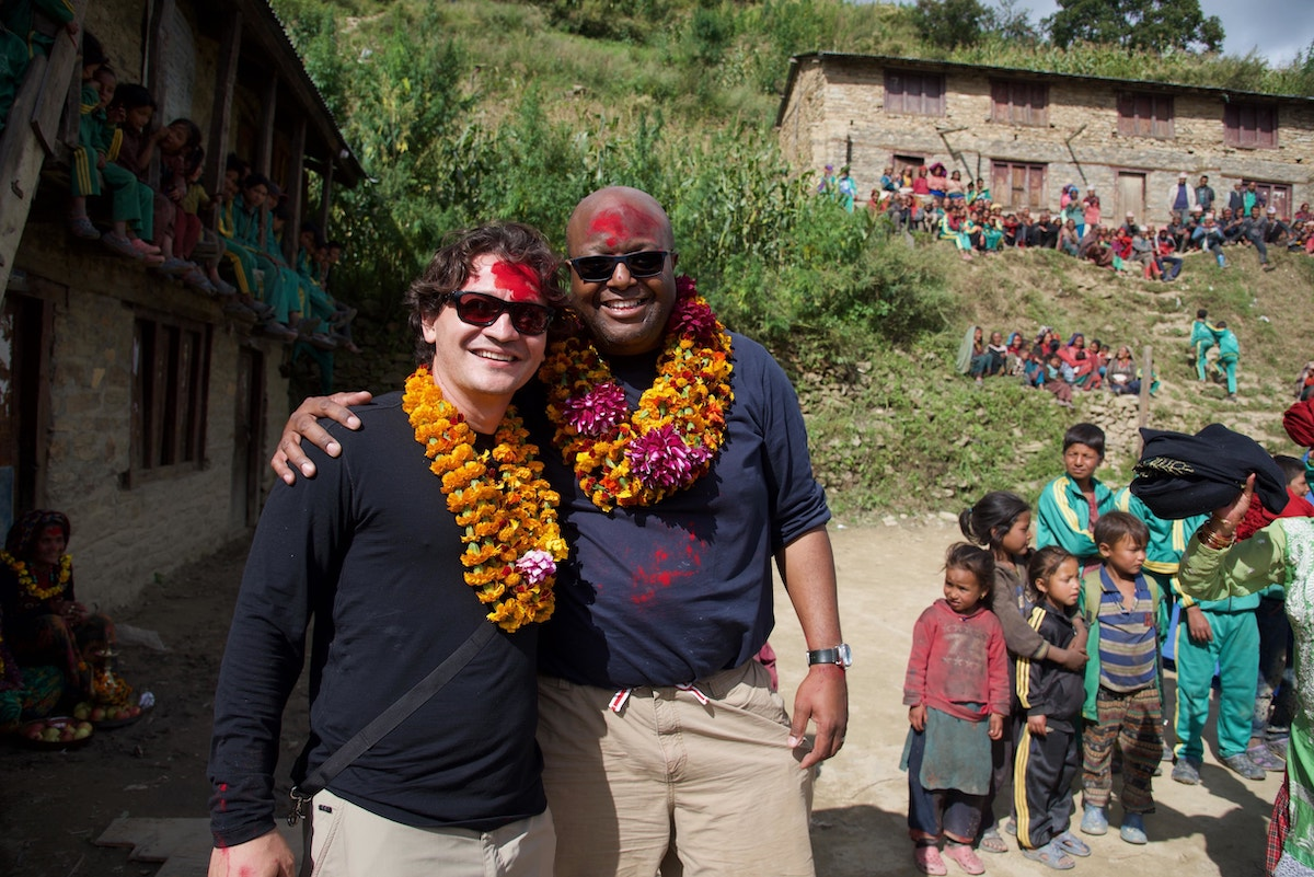 Travel and Make the difference