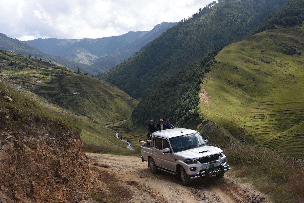 Road Trip with BeyulTreks Nepal
