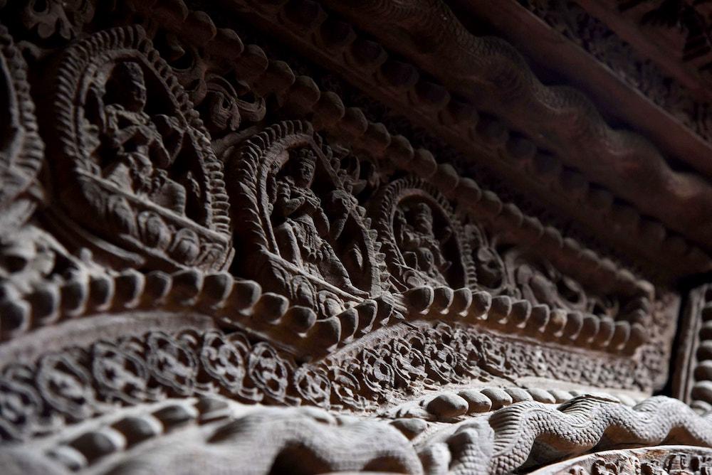 Architecture rich Kathmandu Valley